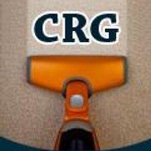 crg carpet cleaning logo